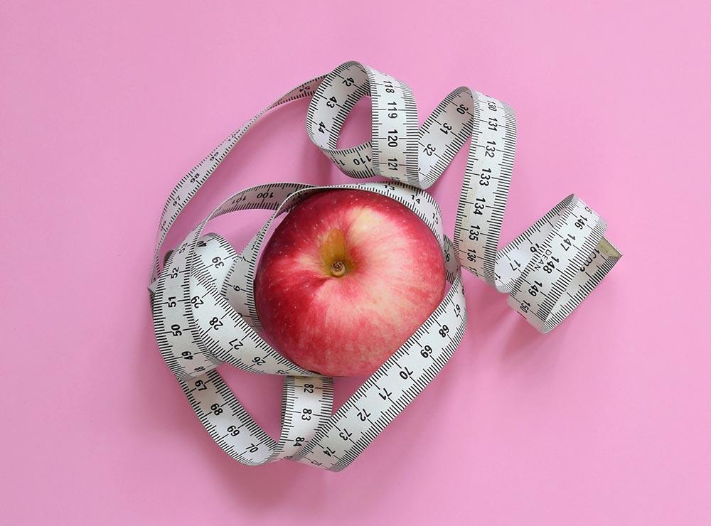 Abnehmen Gewicht Gewichtsreduktion Ernährung